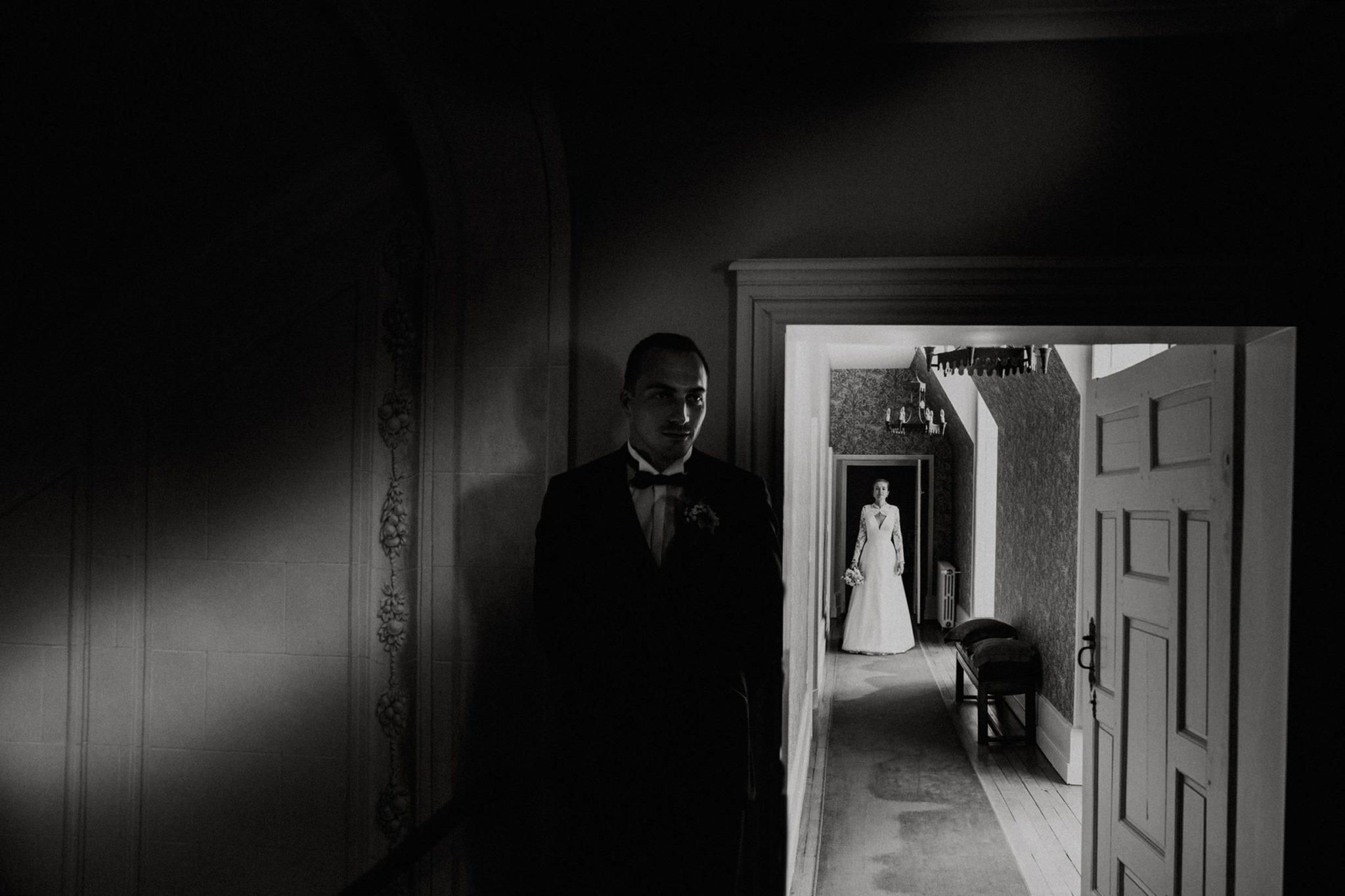 photographe mariage au chateau des grotteaux
