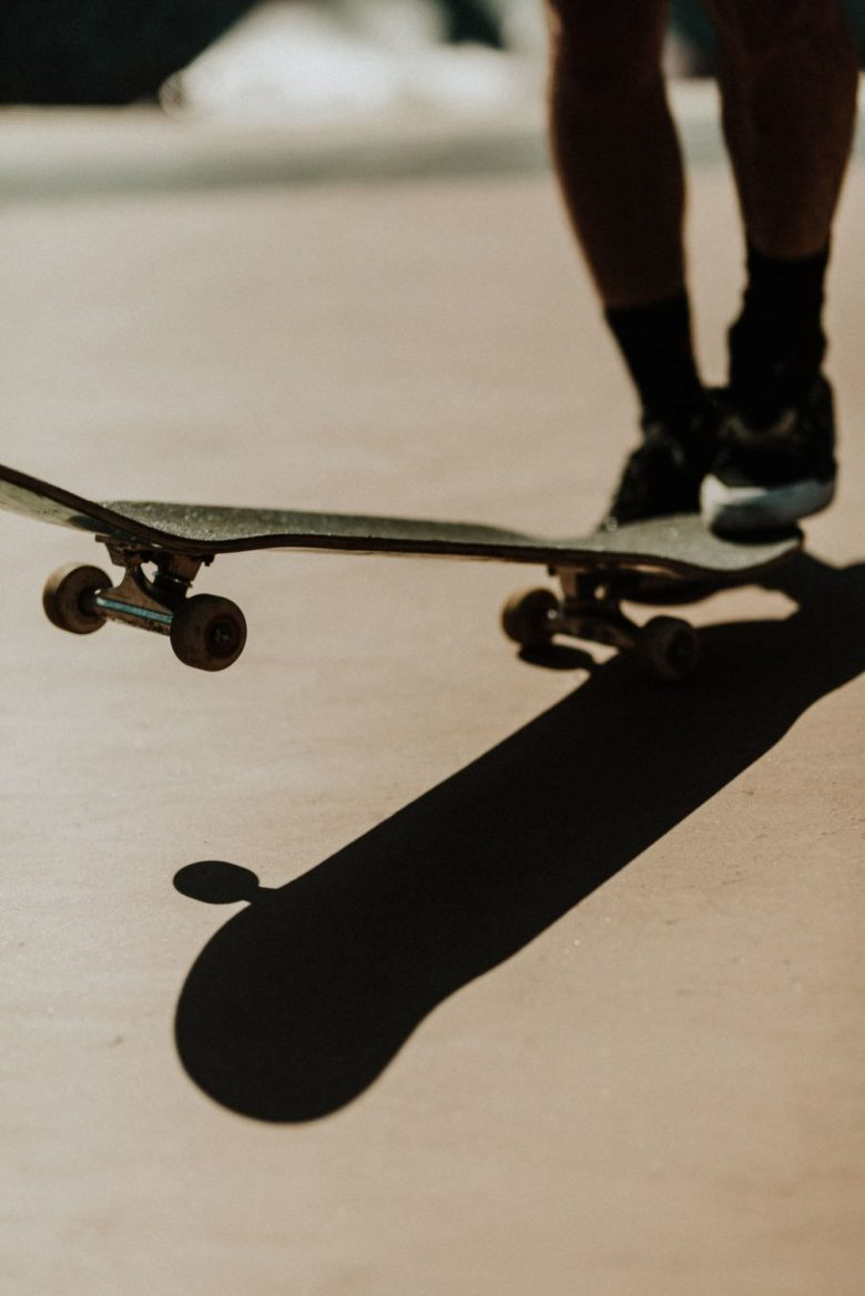 photo de skateboard