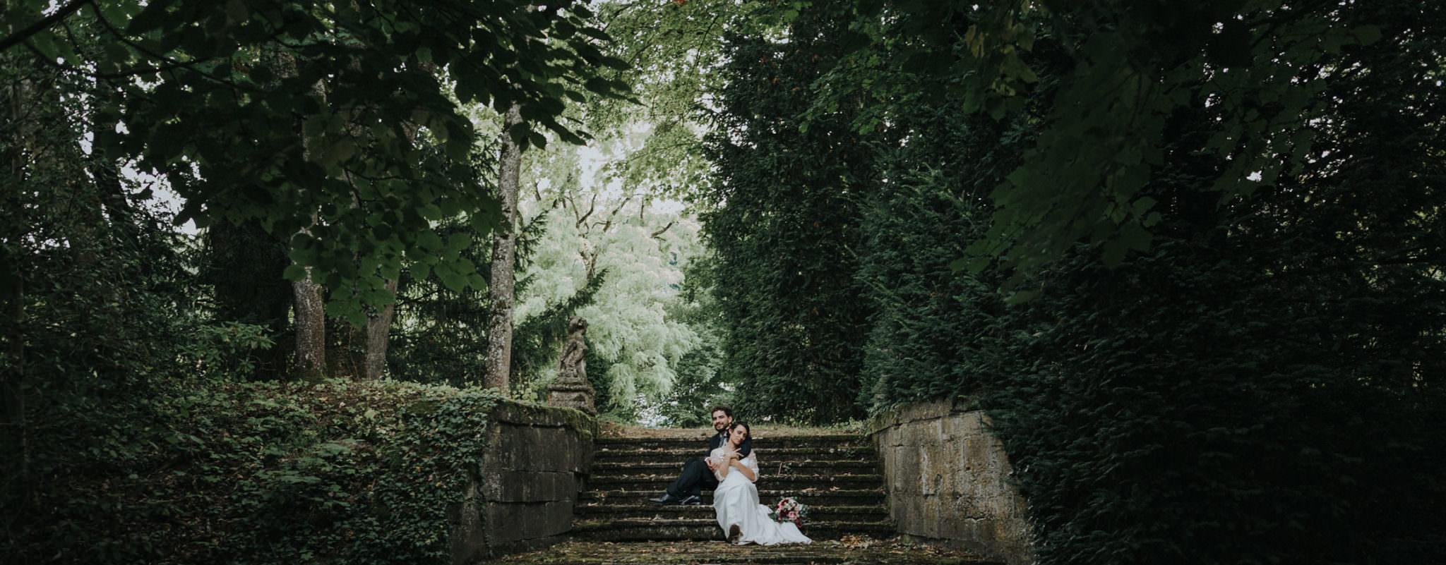 mariage au chateau de boucq