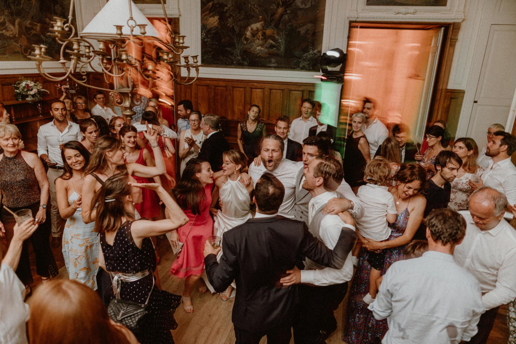dancefloor au chateau d'azy
