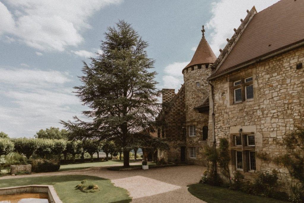 Laura & Fabien au Château d'Hattonchatel 8