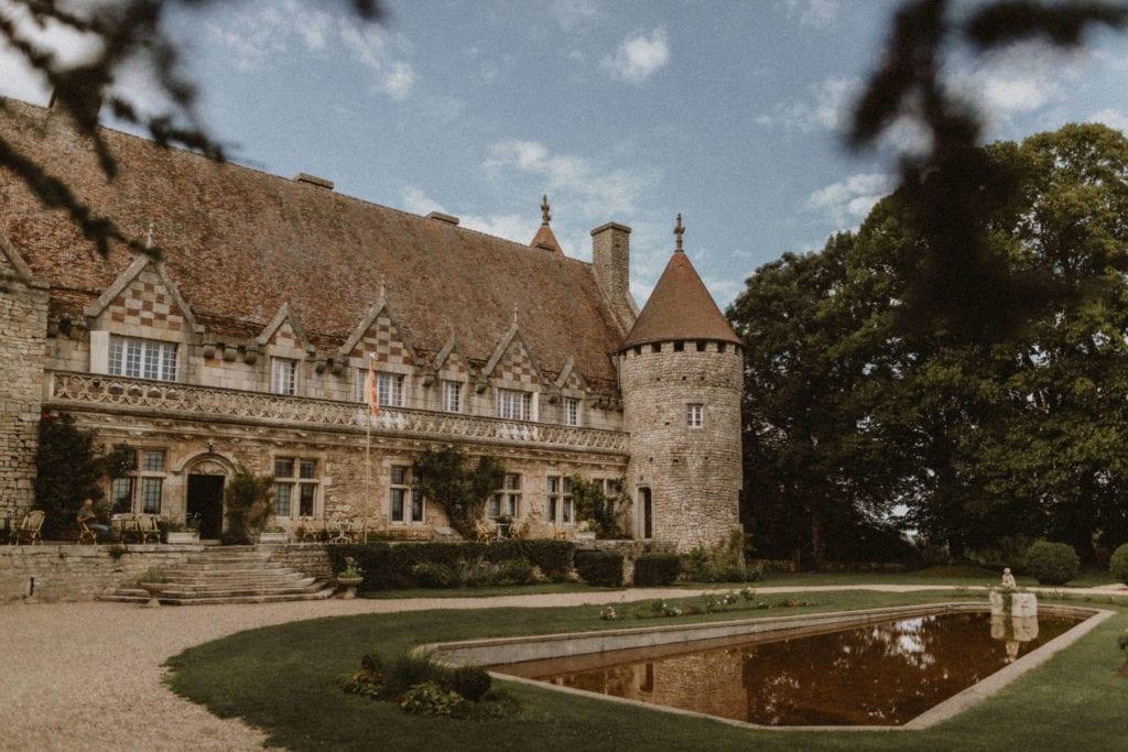 Laura & Fabien au Château d'Hattonchatel 1