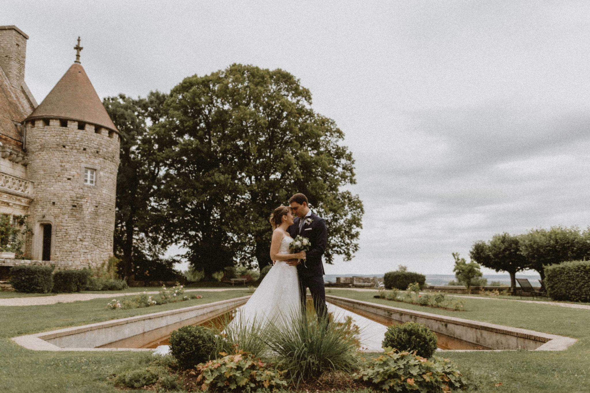 mariage au chateau d'Hattonchalel