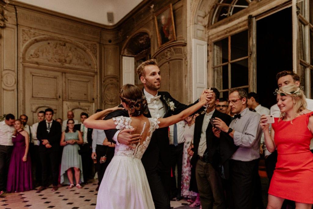ouverture de bal au mariage