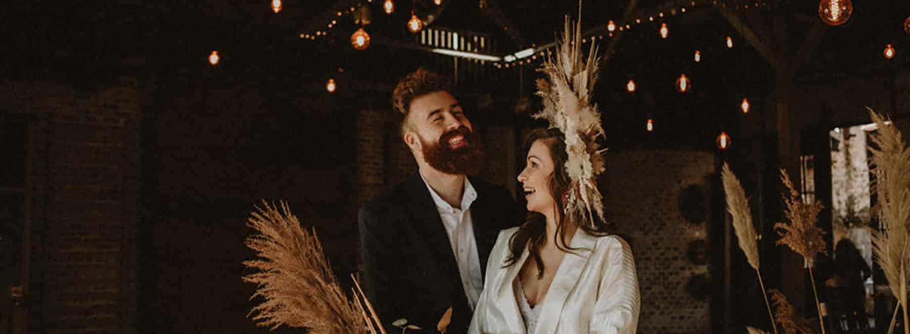 cérémonie de mariage à la BAstide de tourtour