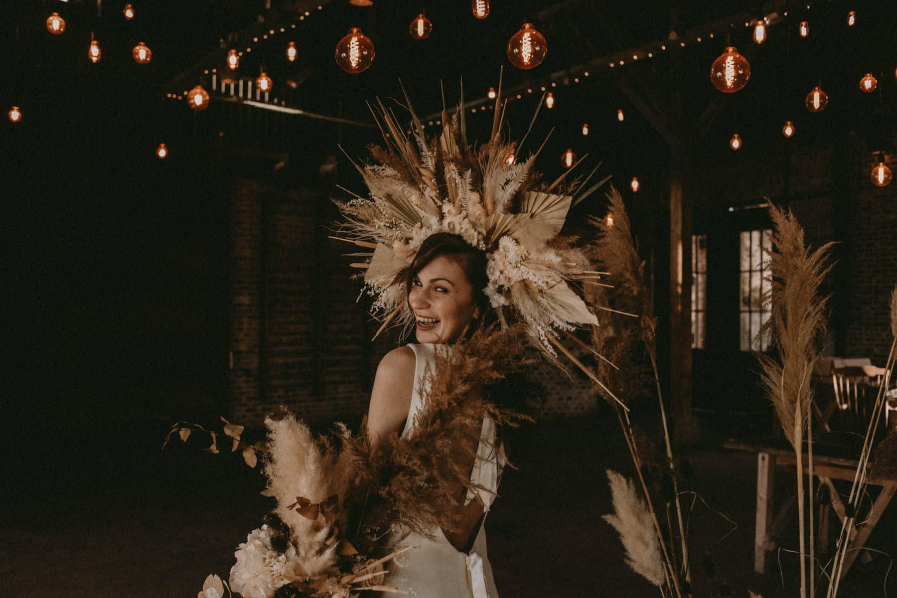 mariage fleurs anglet